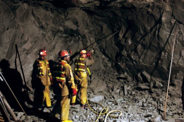 Право технического руководства горными работами при разработке месторождений полезных ископаемых открытым способом