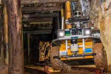 Право технического руководства горными работами при разработке месторождений (подземные горные работы)